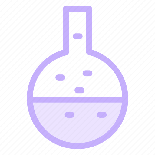 chemistry, experiment, science, technology, tubeicon icon