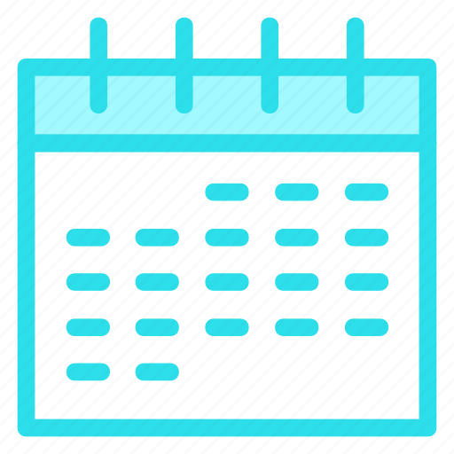 calendar, event, interface, month, monthly, monthlycalendar, organization, tool icon