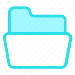 documents, file, folder, storage icon