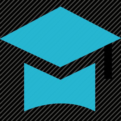 cap, education, grad, graducation, learning, school icon