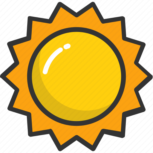 day, morning, nature, sun, sunlight icon
