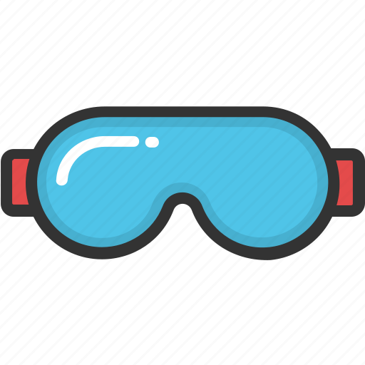 eyeglass, glasses, goggles, shades, spectacles icon