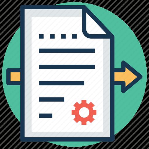 article marketing, blog management, content management, copywriting, editing icon