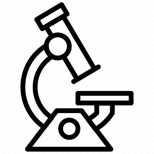Laboratory, ⦁ medical, ⦁ microscope, ⦁ scienceicon icon - Download on Iconfinder