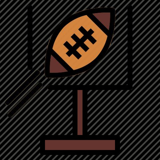 american football, football, sport icon