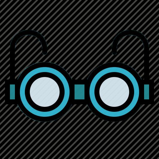 eyeglasses, glasses icon