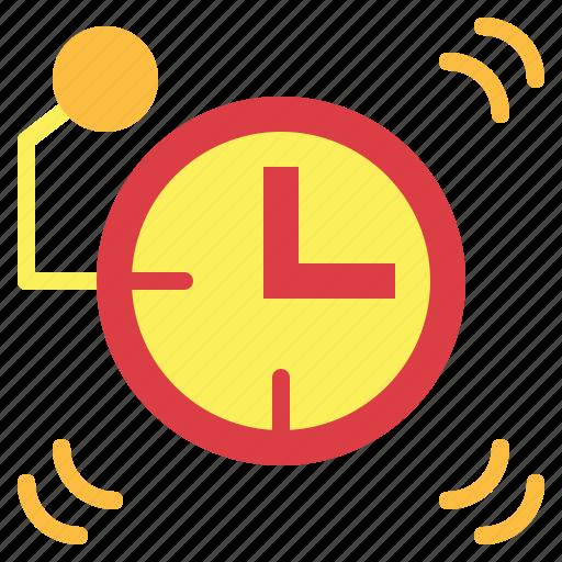 alarm, alarm clock, clock, time, timer icon