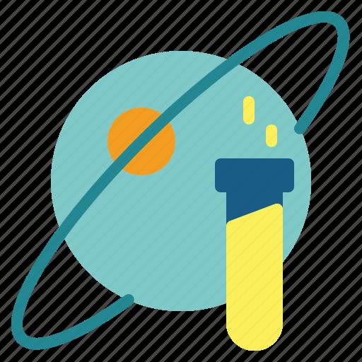 atomic, education, electron, physics, science icon