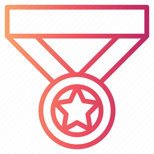 champion, medal, winner icon