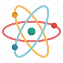atoms, bond, chemistry, education, medical, molecule, structure icon