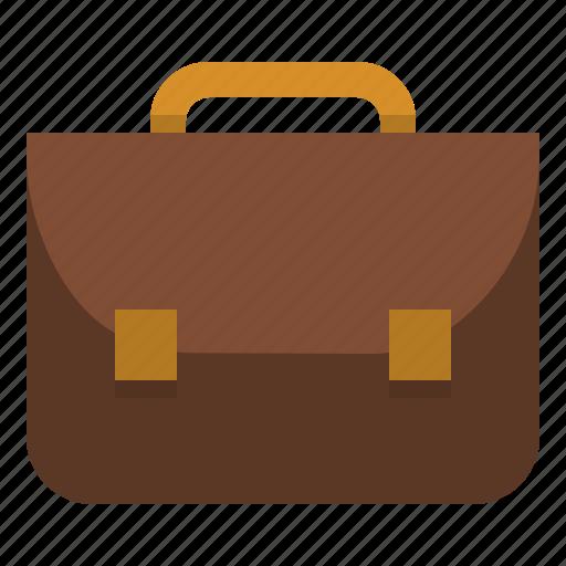 bag, briefcase, education, schoolbag icon