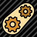 cog, cogs, cogwheel, gear, gears, process, setup