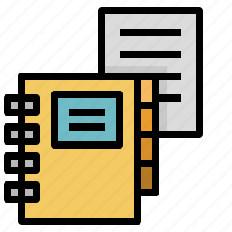 data, document, file, interface, office, storage icon