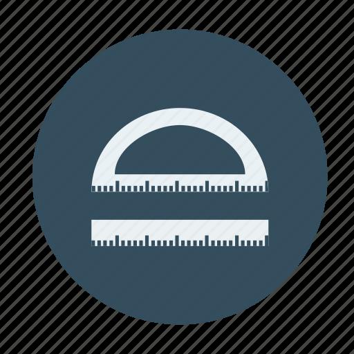 geometrical articles, geometry, geometry box, ruler, ruler scale icon