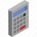 accounting, calc, calculation, calculator, digital calculator, mathematics, maths icon