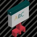 abc, alphabets chart, alphabets poster, education, english, english class, english learning icon