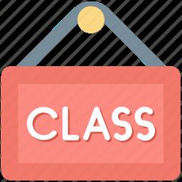 board, class, class hanging, hanging, hanging board icon