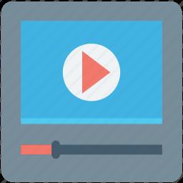 media, media player, movie player, multimedia, video player icon