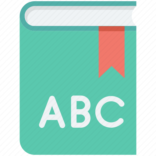 Alphabets, book, english, english book, english class icon - Download on Iconfinder