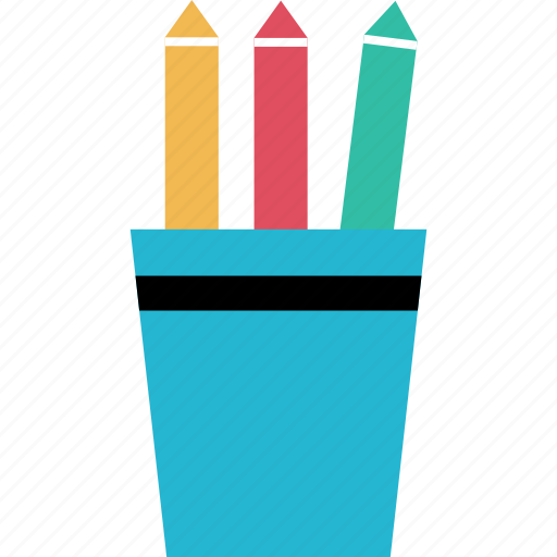 create, draw, education, learning, paint, school, write icon