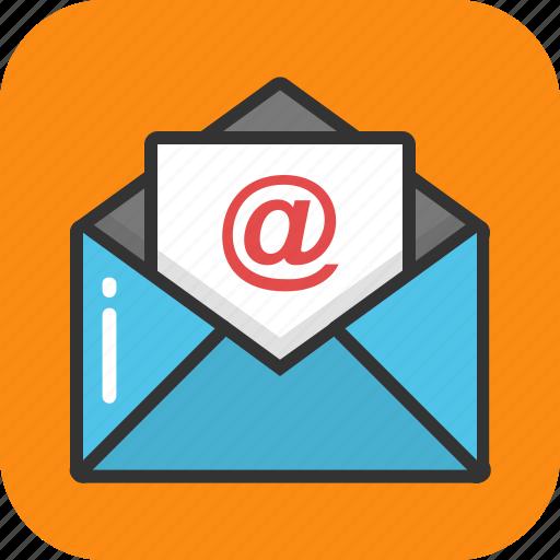 Email, envelope, inbox, letter, mail icon - Download on Iconfinder