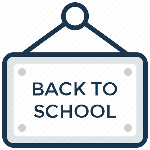 back to education, back to school, education concept, school vacations, summer break icon