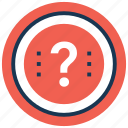 faq, frequently asked questions, question mark, questionnaire, quiz icon