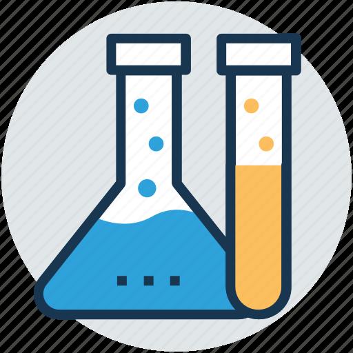conical flask, laboratory apparatus, laboratory glassware, sample tube, test tube icon