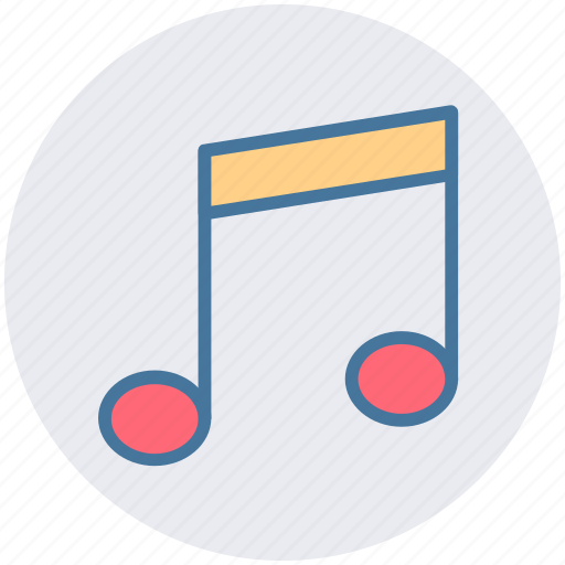 Music, music sign, musical, note, song, sound icon - Download on Iconfinder