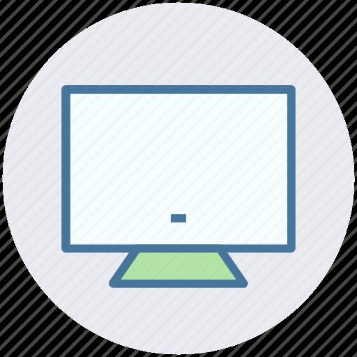 computer, display, lcd, monitor, screen icon
