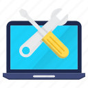 configuration, education, it, repair, setting, tools icon