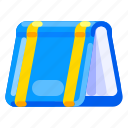 book, education, elementary, high school, library, science, university icon