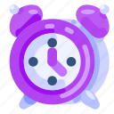 education, elementary, high school, science, time, university, weaker clock icon