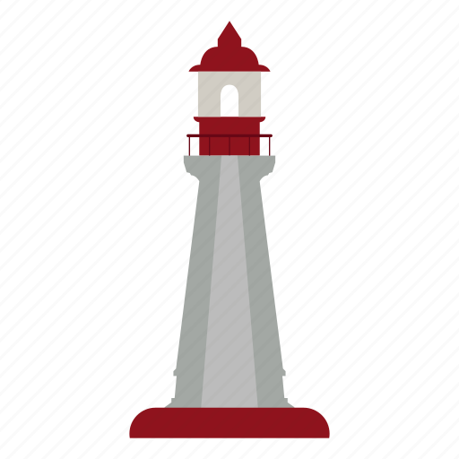 alcohol, coffee, drink, lighthouse, sea, water icon