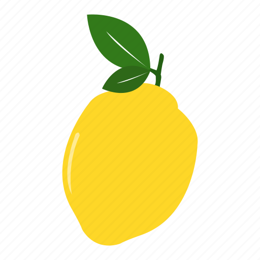 Food, fruit, kitchen, lemon, restaurant icon - Download on Iconfinder