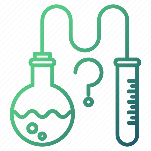 education, experiment, laboratory, learning, research, science, tube icon