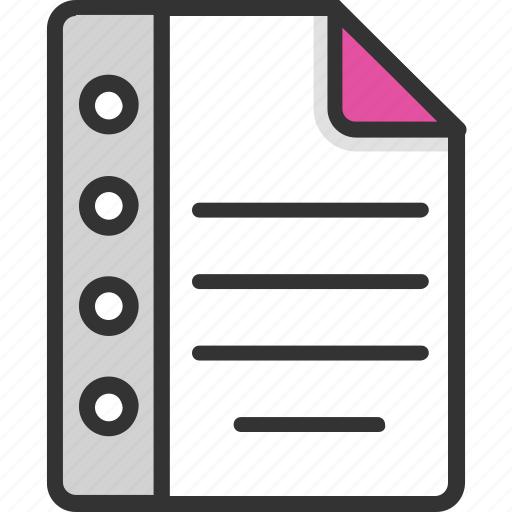 agreement, contract, document, paper, sheet icon