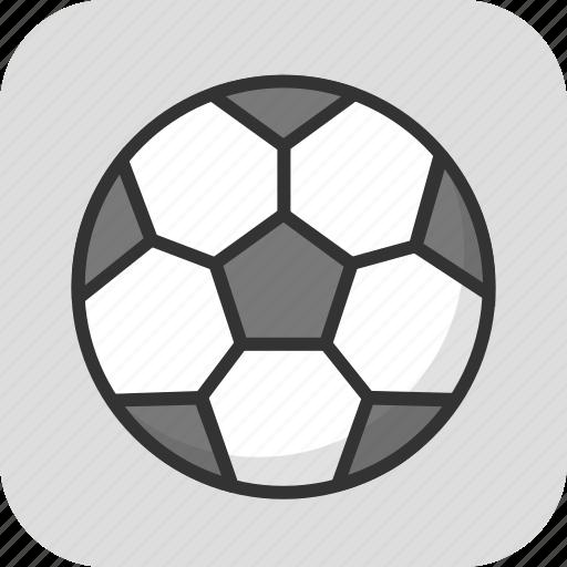 ball, football, soccer, sport, sports ball icon