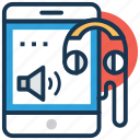 media player, mobile video, online media, online streaming, video player icon