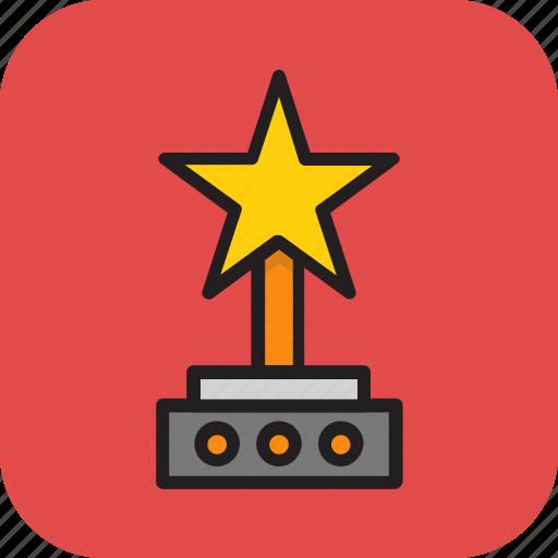 award, prize, reward, trophy, winner icon
