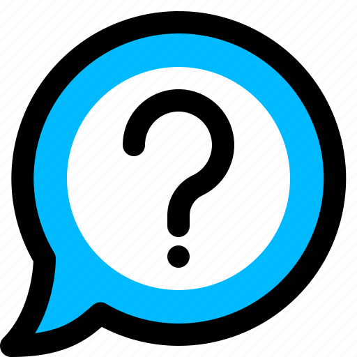 Ask, ask question, help, query, question icon - Download on Iconfinder