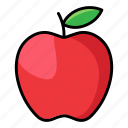 apple, education, food, fruit, healthy, helth