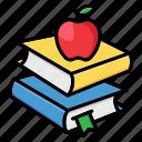 education, books, studyapple, read, library