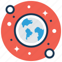 earth, geography, globe, planet, world icon