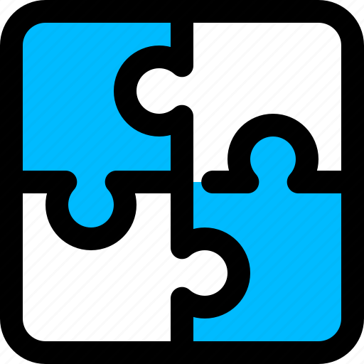 jigsaw, plugin, puzzle, strategy icon