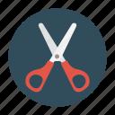 coupon, cut, scissor, stationary, tools icon