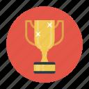 achievement, cup, prize, reward, trophy