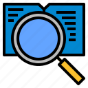 magnifier, research, tool, zoom