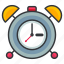 alarm, clock, education, time, timer icon