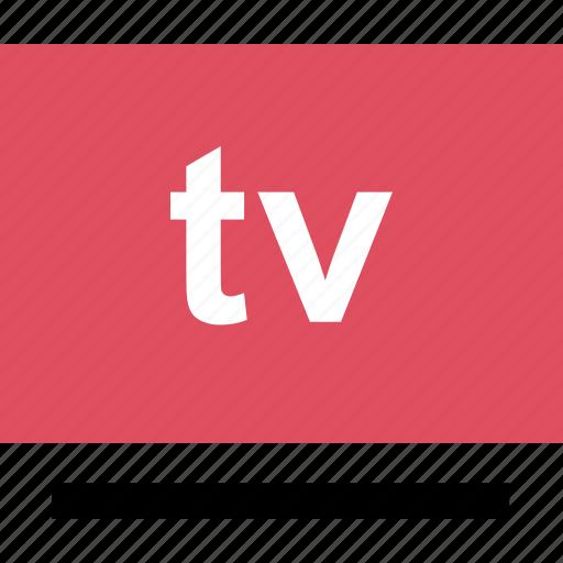 education, learning, monitor, school, tv icon